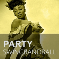 Party-Pass Samstag (ohne Kurse) - Swing Band Ball